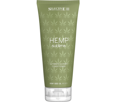 Selective Hemp Sublime Ultimate Luxury Saç Kremi 200 ml